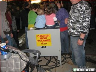 mother of the year, danger, mom, kid, child